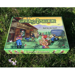 Grow A Million, Hanfbrettspiel